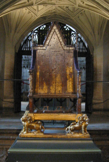 King Edward's Chair