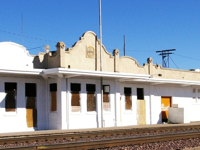Kingman  Train Station