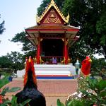 Rey Naresuan la gran santuario - Prachin Buri