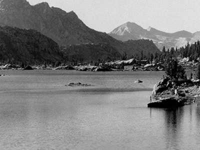 Kings  Canyon   Rac  Lake