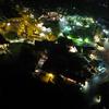 Kings Island Park At Night
