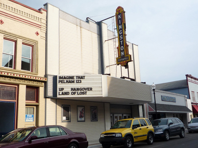 Kingston Theater Downtown Cheboygan