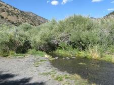 Kingston Creek Camping