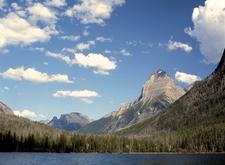 Kinnerly Peak - Glacier - USA