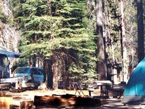 Kinnikinnick Campground