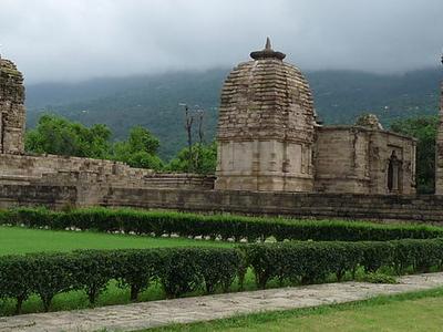 Kiramchi Kirmichi Temple Udhampur