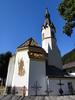 Kirche Mathon Ischgj Austria