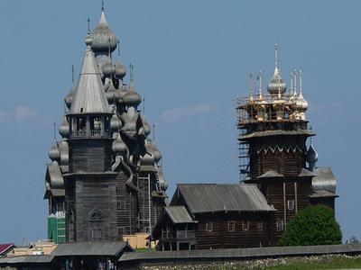 Kizhi Wooden Church