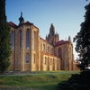 Kladruby Monastery - Backside VIew
