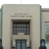 Klickitat County Court House In Goldendale W A