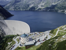 Kolnbrein Dam, Carinthia, Austria