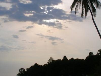 Ko Adang Beach At Sunset