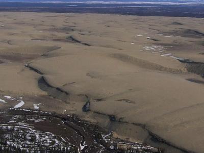 Kobuk Sand Dunes