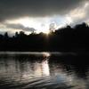 Kodai Lake At Sunset