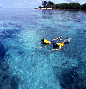 Koh Kham Scuba Diving