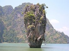 Koh Tapu (James Bond Island)