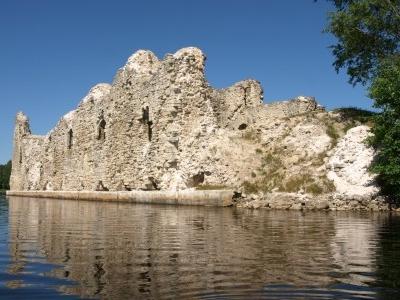 Koknese Castle Ruins