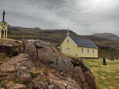 Kolfreyjustaður Iceland