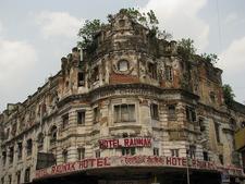 Kolkata Old Building