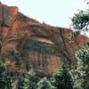 Kolob Arch - Zion - Utah - USA