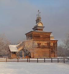 Kolomenskoe Museum-Reserve