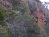 Komati Gorge Western Cliffs