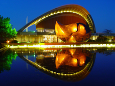 Kongresshalle, Site Of The Haus Der Kulturen Der Welt