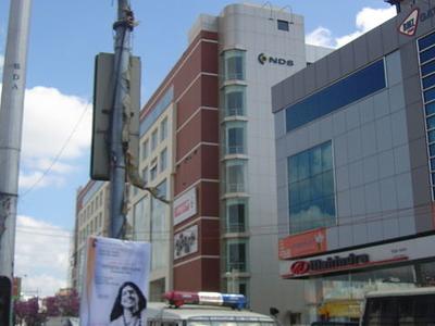 Koramangala Junction _ Bengaluru