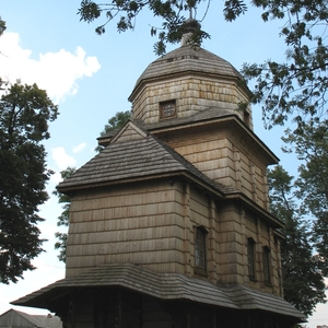 Korczmin's Orthodox Church Poland