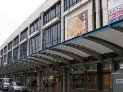 JR Koriyama Station