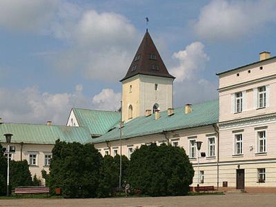 Kosze;cin Castle Poland
