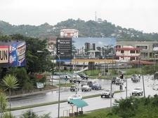 Kota Kinabalu City Street View