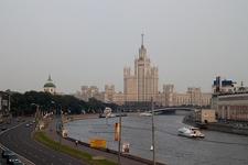 Kotelnicheskaya Skyscraper - Moskva River - Moscow
