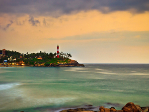 Trivandrum – Kovalam – Kanyakumari – Trivandrum - 3 Nights / 4 Days Package