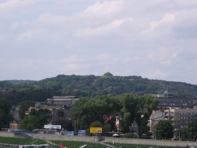 Krakόw Mounds