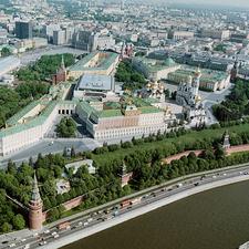 Kremlin Birds Eye View