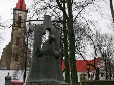 Kretinga Church And Monastery