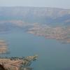 Krishna River - Kate's Point - Mahabaleshwar - India