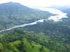 Krishna River Valley At Mahabaleshwar