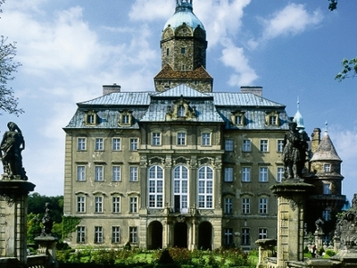 Ksiaz-Castle-Poland