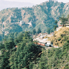 KSR Train At Shimla