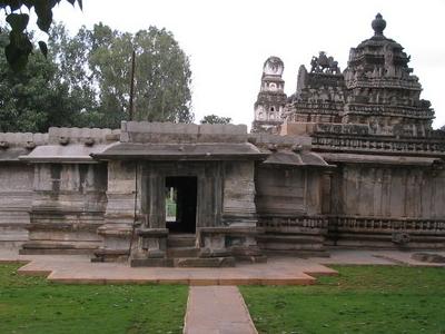 Koodli - Sangameshwara Temple
