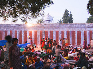 Kulasekarapattinam Mutharamman Templo