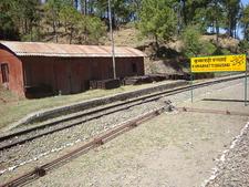 Kumarhatti Dagshai Railway Station