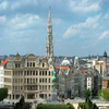 Kunstberg Hill In Brussels