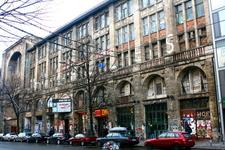 Facade Of Kunsthaus Tacheles