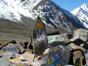 Pin Bhaba Pass Trekking Photos