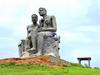 Kuravan & Kurathi Statue