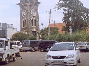 Kurunegala Torre del Reloj
