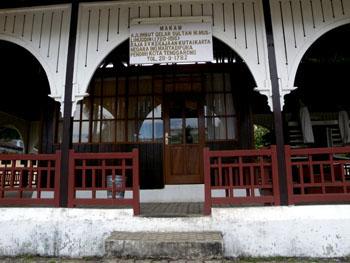 Kutai Sultan Palace Indonesia